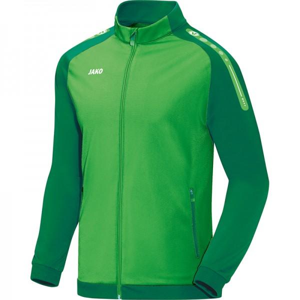 Jako Polyesterjacke Champ Herren soft green/sportgrün 9317-22
