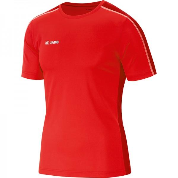 Jako T-Shirt Sprint Herren rot