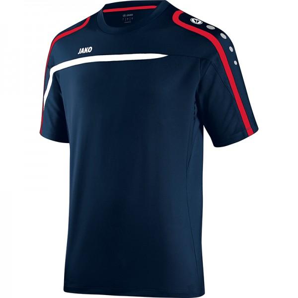Jako T-Shirt Performance Herren marine/weiß/rot 6197-09