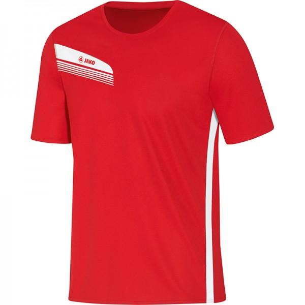 Jako T-Shirt Athletico Herren rot/weiß 6125-01