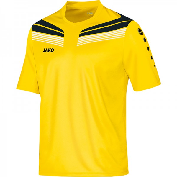 Jako T-Shirt Pro Herren citro/schwarz/weiß 6140-03