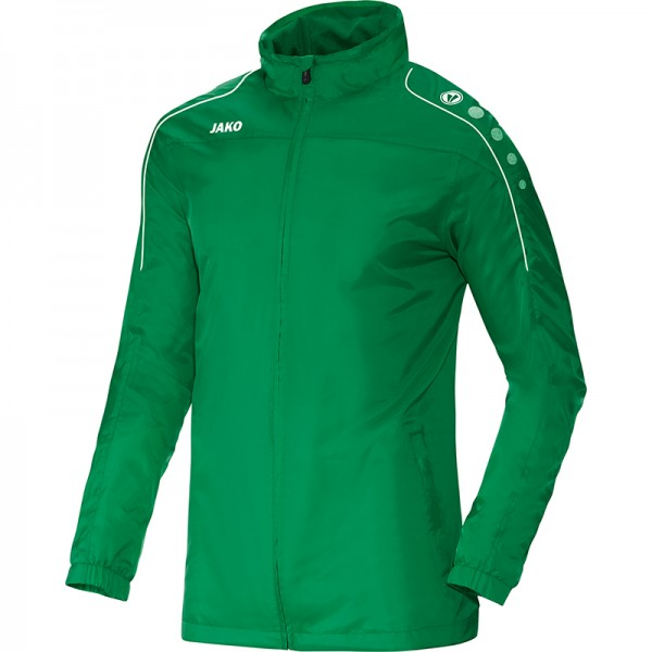 Jako Allwetterjacke Team Herren sportgrün 7401-06