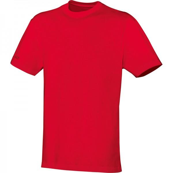 Jako T-Shirt Team Herren rot 6133-01