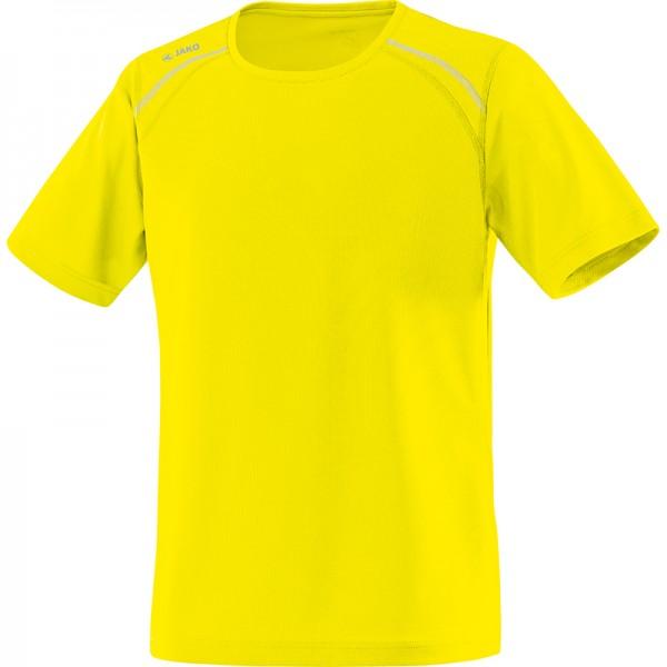 Jako T-Shirt Run Herren neongelb 6115-03