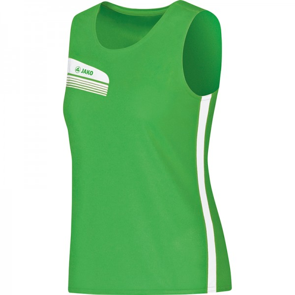 Jako Tank Top Athletico Damen soft green/weiß 6025-22