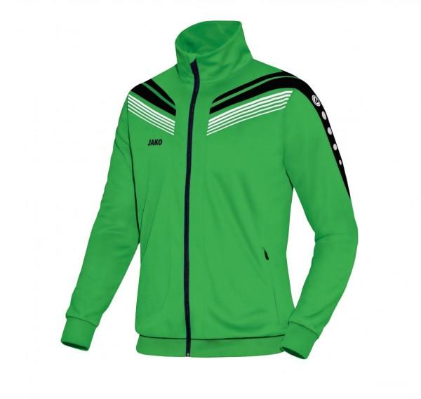 Jako Trainingsjacke Pro Herren soft green/schwarz/weiß
