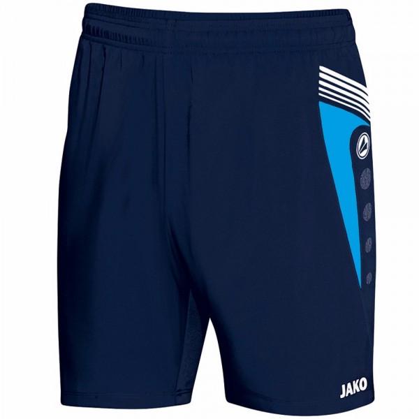 Jako Sporthose Pro Herren navy/JAKO blau/weiß 4408-09