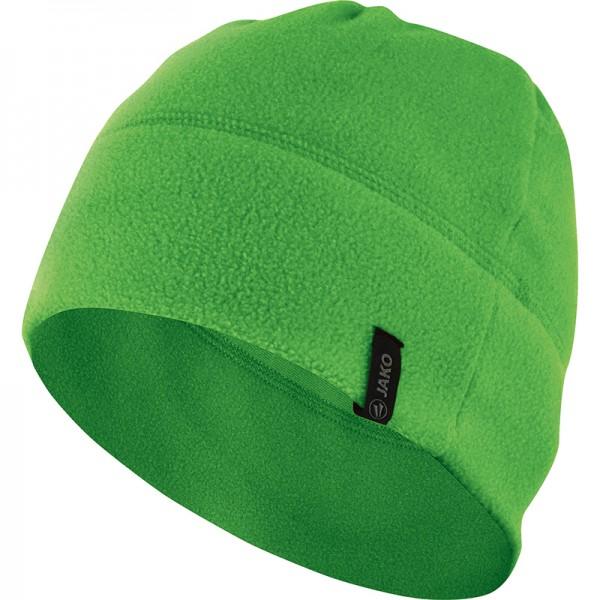 Jako Fleecemütze 2.0 soft green 1221-22