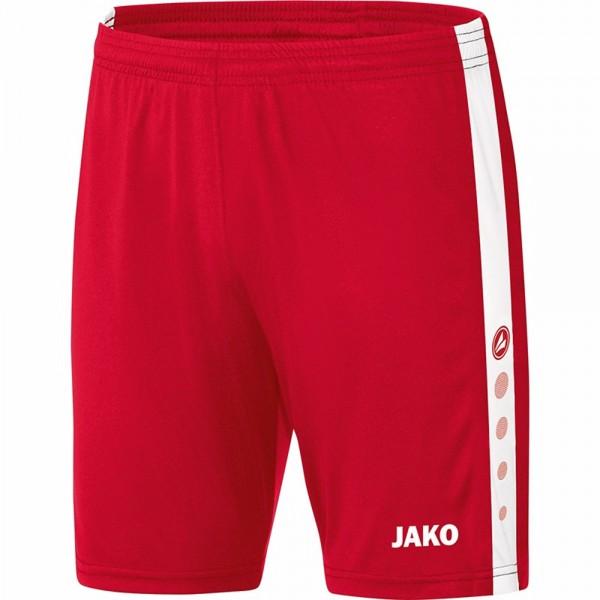 Jako Sporthose Striker Herren rot/weiß