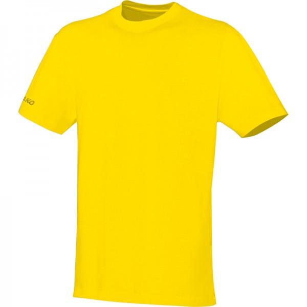 Jako T-Shirt Team Herren citro-gelb 6133-03