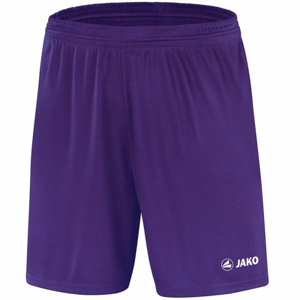 Jako Sporthose Manchester mit JAKO Logo, ohne Innenslip Kinder lila 4412-10