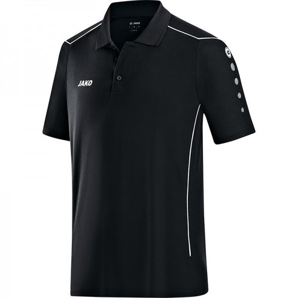 Jako Polo Cup Herren schwarz/weiß 6383-08