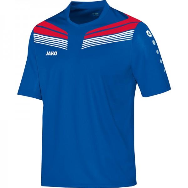 Jako T-Shirt Pro Herren royal/rot/weiß 6140-07