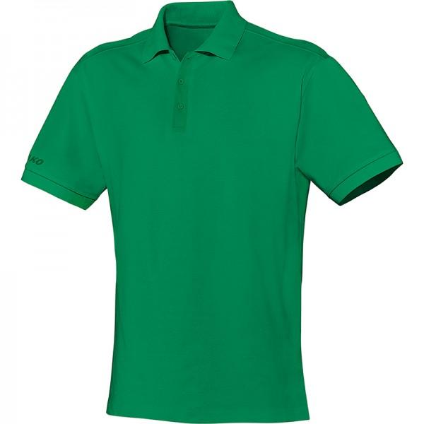 Jako Polo Team Herren sportgrün