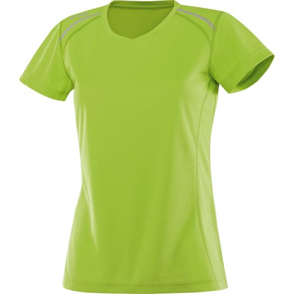 Jako T-Shirt Run Damen hellgrün 6115-22