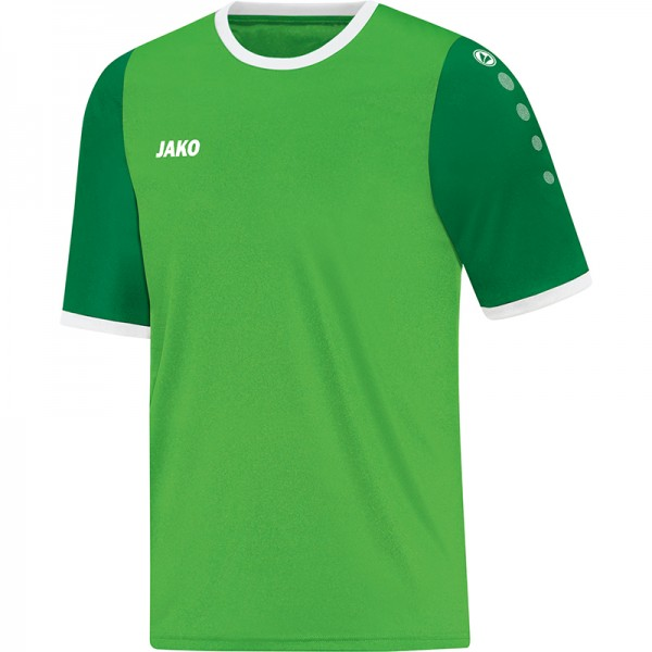 Jako Trikot Leeds KA Kinder soft green/sportgrün 4217-22