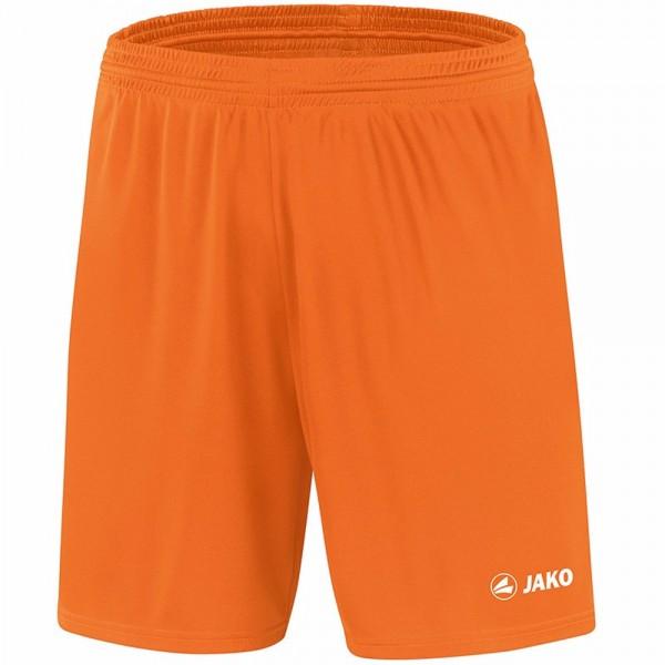 Jako Sporthose Manchester mit JAKO Logo, ohne Innenslip Kinder neonorange 4412-19