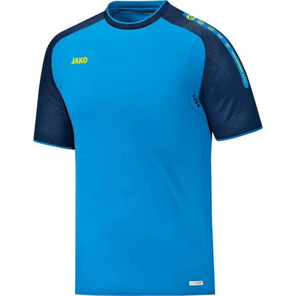 Jako T-Shirt Champ Herren JAKO blau/marine/neongelb 6117-89