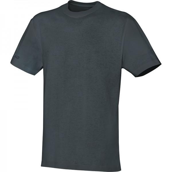Jako T-Shirt Team Herren anthrazit 6133-21