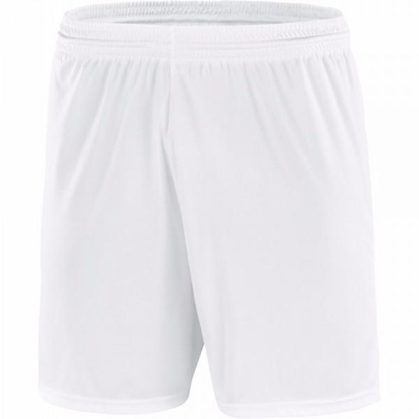 Jako Sporthose Valencia ohne JAKO Logo, mit Innenslip Herren weiß 4419-00