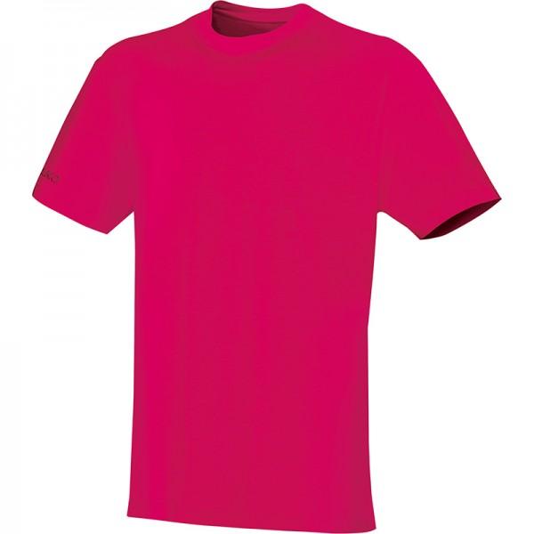 Jako T-Shirt Team Herren pink 6133-10