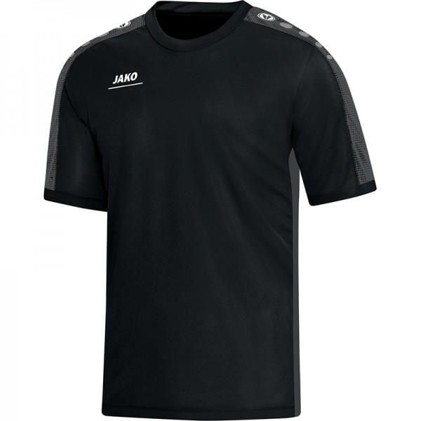 Jako T-Shirt Striker Herren schwarz/grau 6116-08