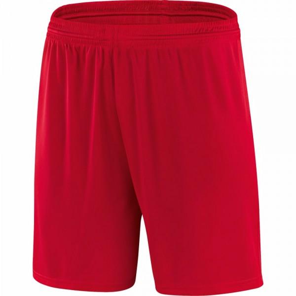 Jako Sporthose Valencia ohne JAKO Logo, mit Innenslip Kinder rot 4419-01