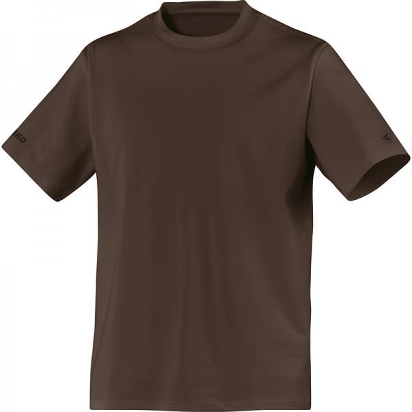 Jako T-Shirt Classic Herren coffee 6135-37