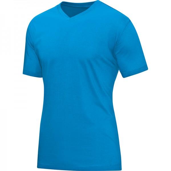 Jako T-Shirt V-Neck Herren JAKO blau 6113-89