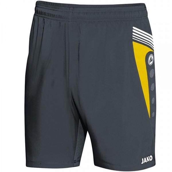 Jako Sporthose Pro Herren anthrazit/citro/weiß 4408-21