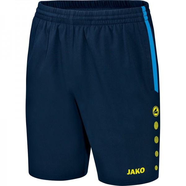 Jako Short Champ Herren marine/JAKO blau/neongelb 6217-89