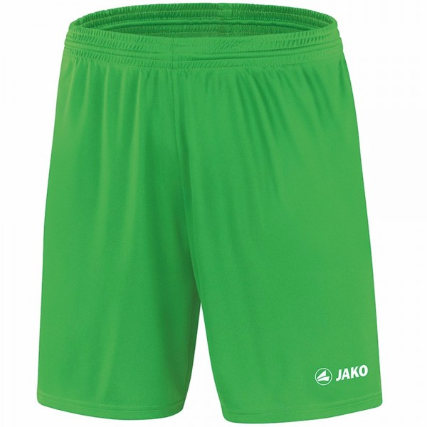 Jako Sporthose Manchester mit JAKO Logo, ohne Innenslip Kinder soft green 4412-22