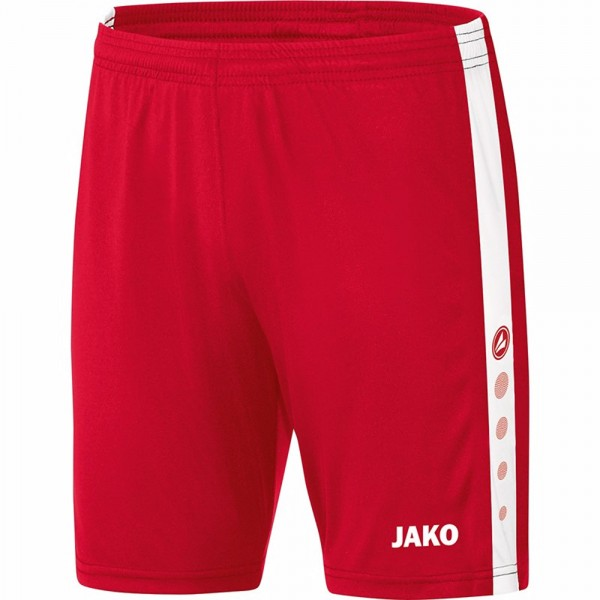 Jako Sporthose Striker Kinder rot/weiß 4406-01