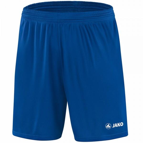 Jako Sporthose Manchester mit JAKO Logo, ohne Innenslip Kinder royal 4412-04