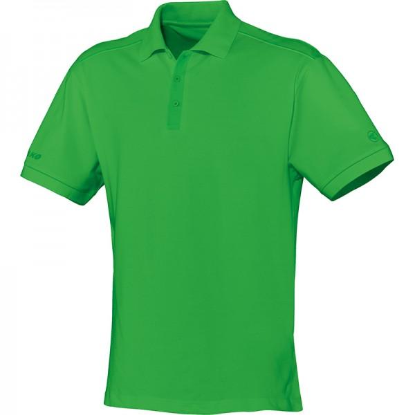 Jako Polo Classic Herren soft green 6335-22