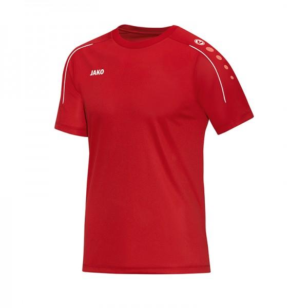 Jako T-Shirt Classico Herren rot 6150-01
