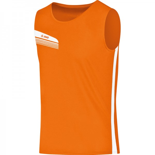 Jako Tank Top Athletico Kinder orange/weiß 6025-19