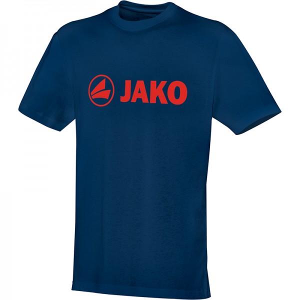 Jako T-Shirt Promo Herren nightblue/flame