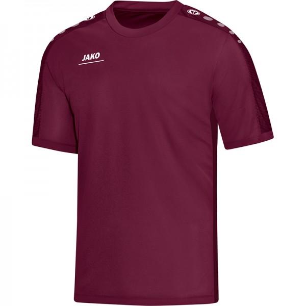 Jako T-Shirt Striker Herren maroon