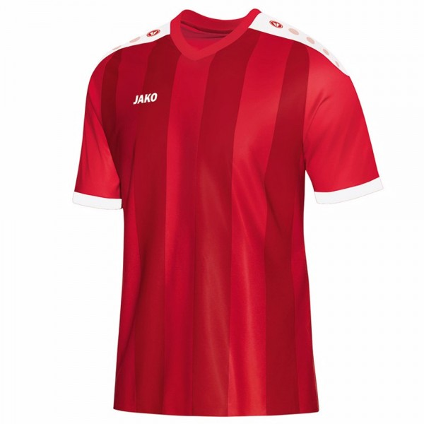 Jako Trikot Porto KA Herren rot/weiß 4253-01