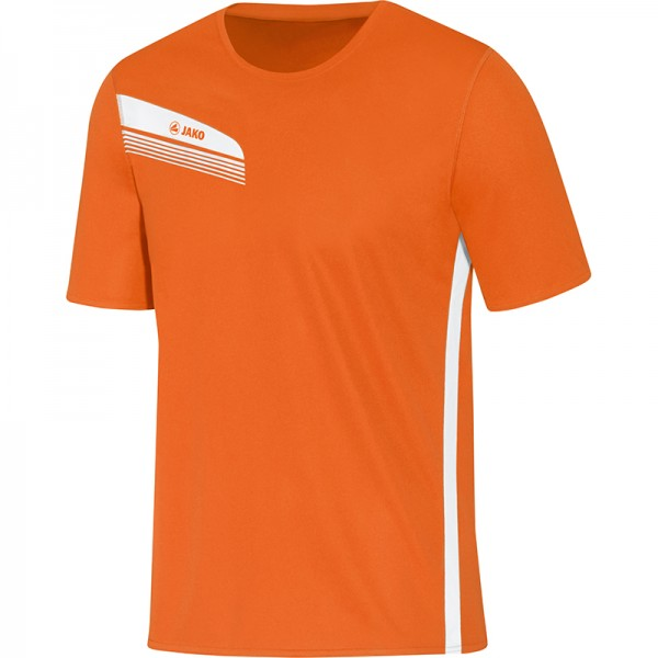 Jako T-Shirt Athletico Herren orange/weiß 6125-19