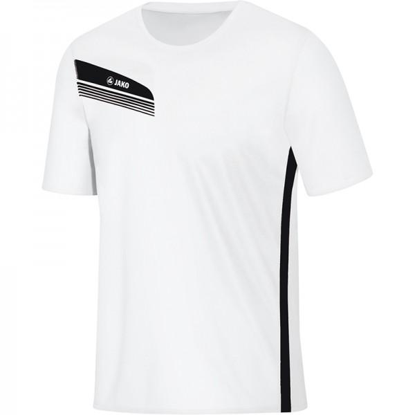 Jako T-Shirt Athletico Herren weiß/schwarz 6125-00