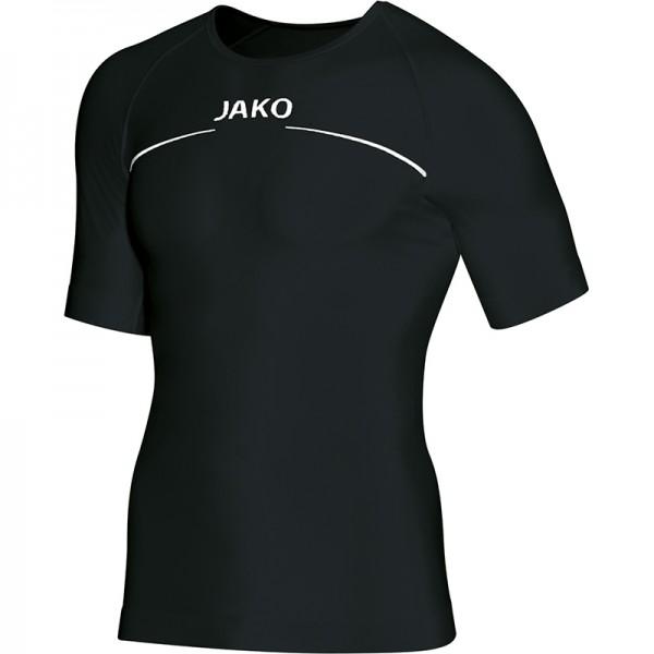 Jako T-Shirt Comfort Herren schwarz