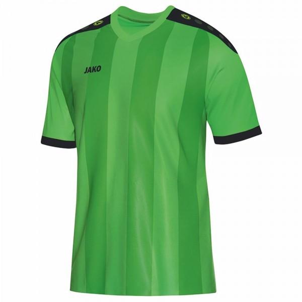 Jako Trikot Porto KA Kinder soft green/schwarz 4253-22