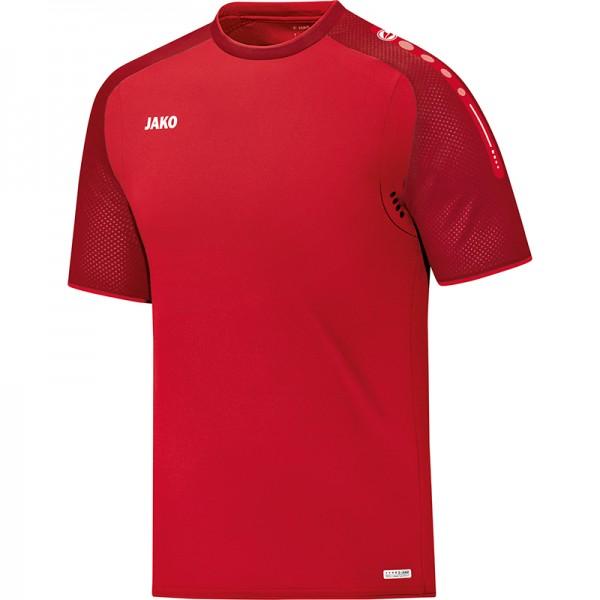 Jako T-Shirt Champ Herren rot/dunkelrot