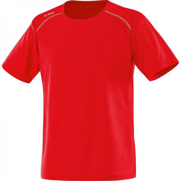 Jako T-Shirt Run Herren rot