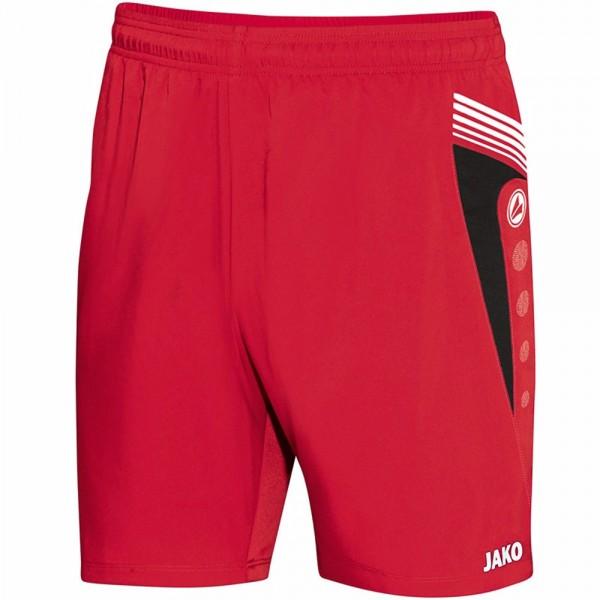 Jako Sporthose Pro Herren rot/schwarz/weiß