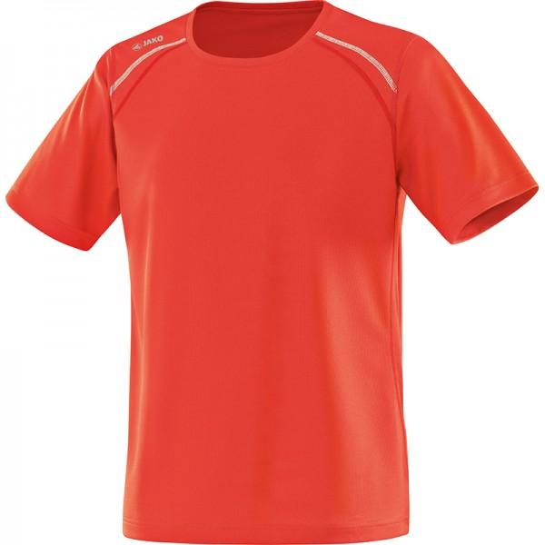 Jako T-Shirt Run Kinder flame 6115-18