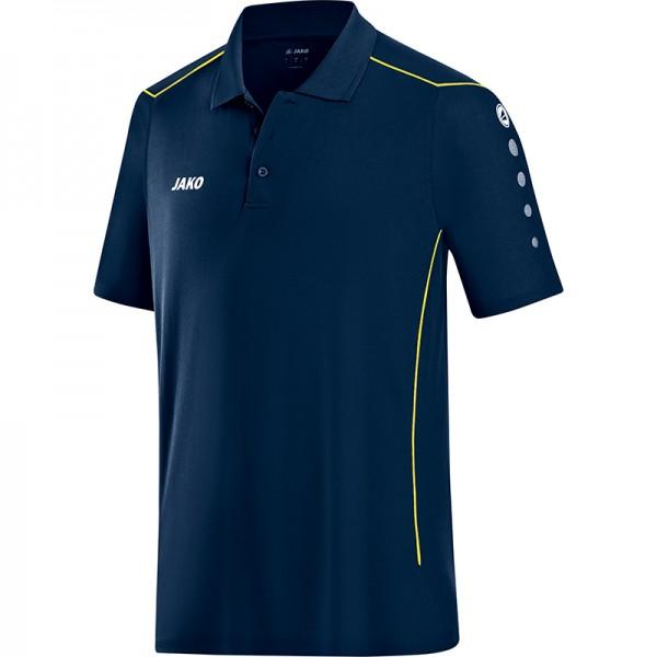 Jako Polo Cup Herren marine/citro 6383-42