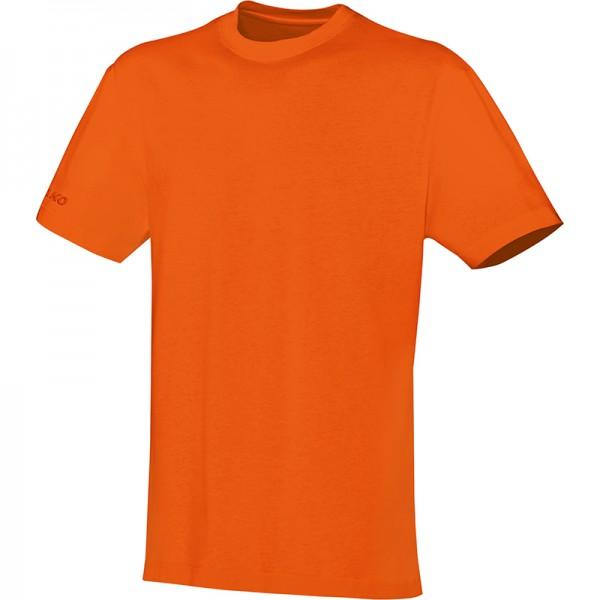 Jako T-Shirt Team Herren neonorange 6133-19